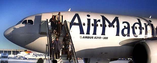 Fomento alquilará hasta seis aviones para transportar a pasajeros